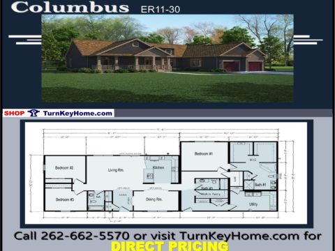 TurnKeyHome com Modular Homes